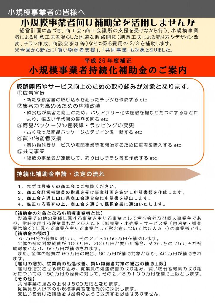 小規模事業者持続化補助金チラシver.1(20150227:カラー印刷用)_01