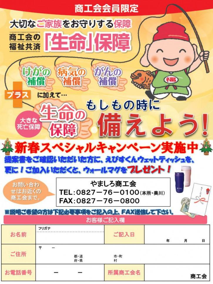 生命保障新春キャンペーンチラシ_01